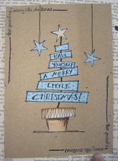 Jo Firth-Young Christmas card