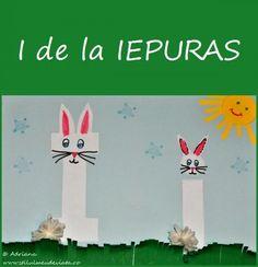 Litera I de la Iepuras, colaj