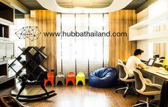Coworking Space - Hubba, Bangkok, Thailand