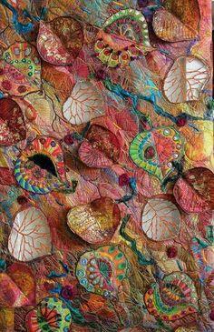 Stunning Quilt by Michelle Mischkulnig