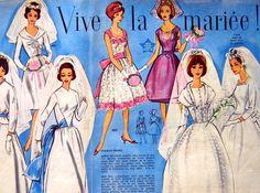 1960s brides