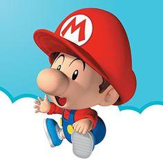 Super Mario Bros. Babies Lunch Napkins (16) @ niftywarehouse.com #NiftyWarehouse #Mario #SuperMario #Nintendo #VideoGames #Gaming #MarioBrothers
