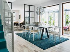 Symphonie bleue en Suède | | PLANETE DECO a homes worldPLANETE DECO a homes world