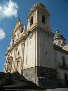 Chiesa Matrice San Nicolo' Ss. Salvatore Militello in val di Catania