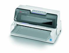 OKI Systems MICROLINE 6300 FB-SC Nadeldrucker 24N A3 450 cps 360 dpi Centr. / USB 2.0 | Drucker & Scanner Online Drucker Scanner, Usb, Toaster, Printer, Office Supplies, Kitchen Appliances, Adidas, Laptop, Products