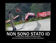 foto scattata da me con una compattina al rally S.Martino di Castrozza, questo weekend :D     ****** For epic fail, stupid, demotivational, funny pictures go to - http://dumbwire.com/funny/ ******