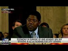 01-11-2017  William Smith Crushes Cory Booker & the Congressional Black Caucus at Jeff Sessions Confirmation - YouTube
