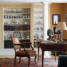 Georgian House Study - Bradwell Lodge