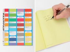 An Ode to Pantone: 40 Awesome Pantone Products via Brit + Co.