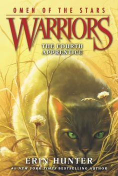 Warriors: The Fourth Apprentice when I got the book it was the original cover