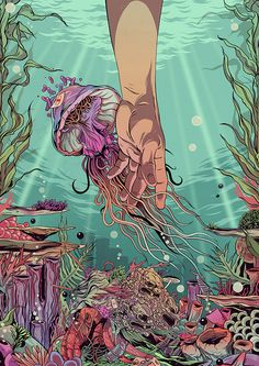 Various - 2012, 2013- by Alexander Wells, via Behance