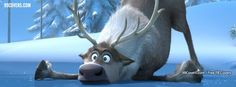 Frozen Sven Facebook Covers