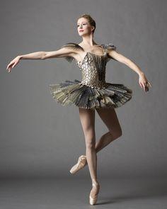 The Princess, dancer Sterling Hyltin.