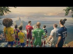 Nike Soccer: The Last Game ft. Cristiano Ronaldo, Neymar Jr., Rooney, Zlatan, Iniesta & more