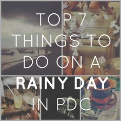 Top 7 Things to Do On A Rainy Day in Playa Del Carmen, Mexico - A Girl and Her GoPro | A Girl and Her GoPro