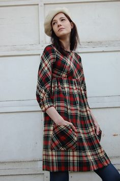 please plaid for fall
