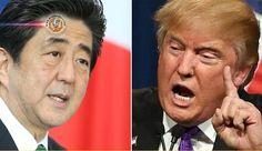 Abe e Trump planejam encontrar-se em 17 de novembro. O primeiro-ministro do Japão, Shinzo Abe, e o presidente eleito dos EUA, Donald Trump, concordaram...