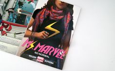 Ms.Marvel Comic | No Normal & Generation why