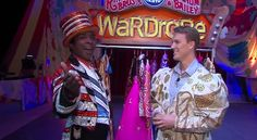 A Day in the Life of a Ringmaster with Sean Streicher   Sean Streicher was the guest ringmaster at the Ringling Bros and Barnum & Bailey's Circus.  Andre McClain, the ringmaster for the Ringling Bros and Barnum & Bailey's Circus, taught Sean the ropes on how to be a ringmaster for the greatest show on earth.