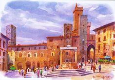 Sul Blog post interessanti e immagini bellissime della mia terra. Se amate l'Italia: www.omegagrafica.altervista.org