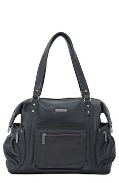 Timi & Leslie 'Abby' Faux Leather Diaper Bag available at #Nordstrom