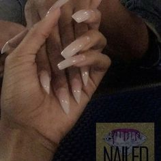 Awesome Coffin Nail Designs You'll Flip For So what are coffin nails? Sexy Nails, Dope Nails, Stiletto Nails, Nails On Fleek, Fun Nails, Coffin Nails, Prom Nails, Gorgeous Nails, Pretty Nails