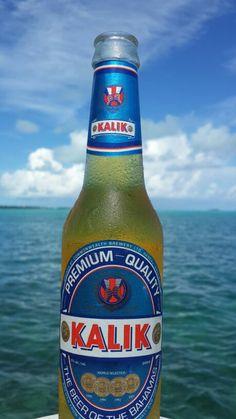 Beer of The Bahamas, Kalik