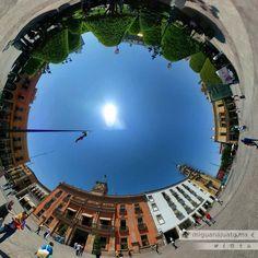 El centro histórico de #León #Guanajuato #México  #Sky #trees #360 #LifeIs360 #City #Tinyplanet #ThetaSC #ThetaS #SmallPlanet #Theta360 #360cam #360view #Ricoh #RicoTheta #picoftheday #360Camera #LeónGuanajuato #LeónGTO #Leongto #LeonGuanajuato #turismo