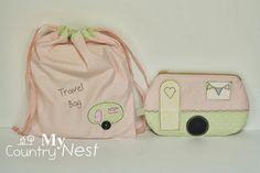 Travel bags a tema