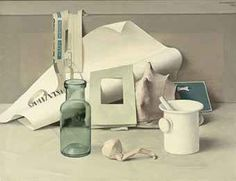 View Still life with a mortar, garlic and a bottle by Jan van Tongeren on artnet. Browse upcoming and past auction lots by Jan van Tongeren. Classical Realism, Magic Realism, Vanitas, Hyperrealism, Dutch Artists, Still Life Art, Teaching Art, Painting Inspiration, Be Still