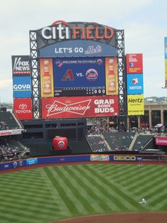 CitiField, home of NY Mets