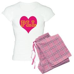 Pretty Little Liars Women's Light Pajamas Women's light pajamas Women's Light Pajamas by CafePress - M With Pink Pant CafePress,http://www.amazon.com/dp/B00API8CTS/ref=cm_sw_r_pi_dp_93IUrb70FF1F47A7 - $44.50