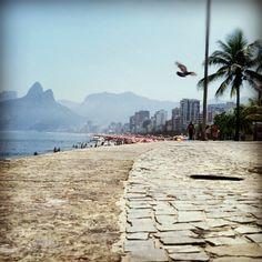 Rio de janeiro - Praia de Ipanema