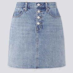 Festival Clothing for Women Denim Embellished Skirt Boho  Grunge Skirts Australia Upcycled Denim Skirt Summer Mini Skirt 90s Style