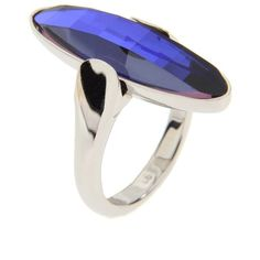 CK CALVIN KLEIN Ring ($87) ❤ liked on Polyvore