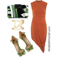 LIZ by elizabethhorrell on Polyvore featuring WalG, Dsquared2, Emilio Pucci and 14th & Union