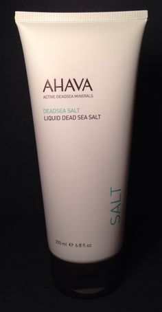 Liquid Dead Sea Salt from AHAVA is a one-of-a-kind hydration product rich with minerals from the Dead Sea to support skin renewal & reset your skin's balance. Recharge, rehydrate & illuminate your skin with active Dead Sea minerals. Makeup For Sale, Dead Sea Minerals, Dead Sea Salt, Muscle Tension, Retail, Sleeve, Retail Merchandising
