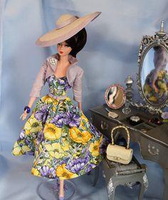Silkstone Barbie/Poppy Parker Fashion  Springtime Poppies