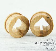 Hey, I found this really awesome Etsy listing at https://www.etsy.com/listing/189676953/10-70-mm-pair-wooden-pikas-flesh-tunnel