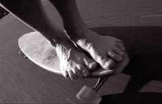 skate feet