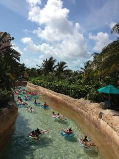 Atlantis - Coral Towers: lazy river. POSSIBLY our next family vacation. Summer 2013!!!!!!!!