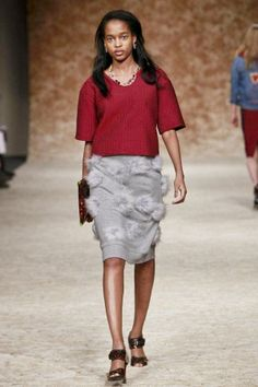 House of Holland Fall Winter Ready To Wear 2013 London