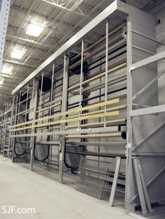 Vertical Carousels for Wire, Spools, Carpet and and Tires ...