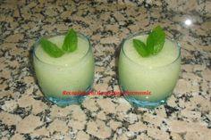 Recopilatorio de recetas : Sorbete de  mojito con azúcar invertido en thermom...