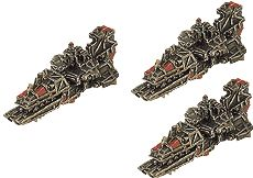 ORK ONSLAUGHT ATTACK SHIPS