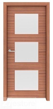 Sapele Mahogany Newport Glass Interior Door Glass Doors Interior Doors Interior Wood Doors Interior