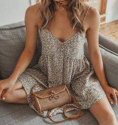 Super Spring Outfits To Summer Fashion That Always Looks Fantastic Cute Dresses, Casual Dresses, Casual Outfits, Cute Outfits, Maxi Dresses, Skirt Outfits, Fashion Outfits, Comfy Dresses, Shift Dresses