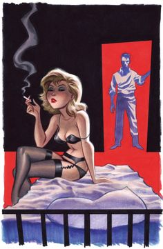 All Crime Comics cover by Bruce Timm Bruce Timm, Character Designer, Character Art, Comic Book Artists, Comic Books Art, Girl Cartoon, Cartoon Art, Harley Quinn, Frank Miller Comics