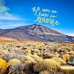Tenerife, Normal Person, Mount Rainier, Adventure, Mountains, Nature, Travel, Blog, Maspalomas
