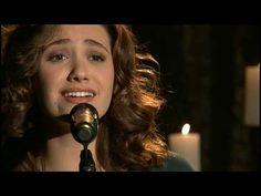 "Emmy Rossum -- ""Stay"" (Known for playing Christine in The Phantom of the Opera, 2004)"